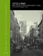 Chinatown One Year After September 11th: An Economic Impact Study
